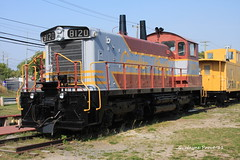 CP 8120 - EMD SW1200 RS Diesel Locomotive (Gerald (Wayne) Prout) Tags: cp8120emdsw1200rsdiesellocomotive dieselelectric sw1200 emd567c generalmotorselectromotivedivision generalmotorsdieselcanadacp 8120emd sw1200emdrs canadianpacificrailway cp canadianpacific lakeofthewoodsrailwaymuseum kenoraontario canada canon canoneos40d prout geraldwayneprout keewatin