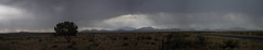 San Francisco Peaks (ArneKaiser) Tags: arizona sky panorama weather clouds landscape nationalpark stitch grandcanyon nationalparks southrim grandcanyonnationalpark autoimport