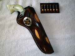 taurus gaucho (moonshiner278) Tags: america gun 45 weapon heat rod revolver piece taurus weaponry protection pistola ammunition blaster cartridges gaucho firearm equalizer bigiron sixshooter hornady sixgun hollowpoint fortyfive conchos peashooter 45colt singleaction ammobelt customholster persuader hogleg 45longcolt lapistola westerngun taurusrevolver hornadyammo taurusgaucho westernholster revolvinggun hollowpointammo hornadyhollowpointammo fortyfivecolt 225gr 45lcolt hornady45longcoltammo 75barrel 45longcolttaurusgaucho gauchopistol