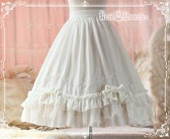 Krad Lanrete Flora Lolita Skirt (lindasunx) Tags: dress skirt lolita dresses lovely lolitadress lolitadresses mylolitadress