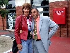 MDP and John Rhys Davies