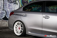 "WORK Emotion Kiwami 19x9.5 Concave 2015 WRX • <a style=""font-size:0.8em;"" href=""http://www.flickr.com/photos/64399356@N08/14434206770/"" target=""_blank"">View on Flickr</a>"