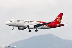 Shenzhen Airlines | HKG | VHHH (Trevor Carl) Tags: plane airplane photo aircraft aviation transport hkg avgeeks hongkonginternationalairport shenzhenairlines vhhh alltypesoftransport