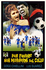 And the Winner is . . . (Gian Boy) Tags: calcio suarez nazionale nazionaleitaliana chiellini figuradimerda gianboy perfavorenonmordermisulcollo