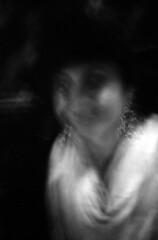 New York Blue Note Jazz Club B&W 1993 043 Lady (photographer695) Tags: new york blue bw club jazz 1993 note