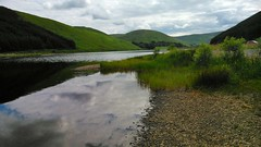 Loch of the Lowes (toany) Tags: clouds reflections scotland lock thelochofthelowes
