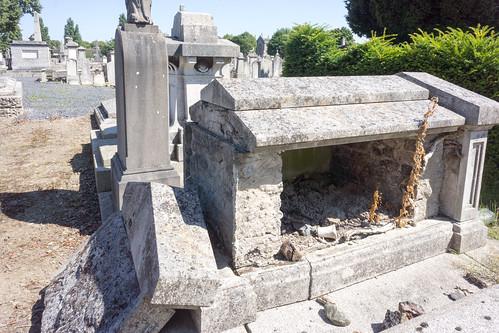 Mount Jerome Cemetery and Crematorium [Harold's Cross Cemetery] - Some Body Has Gone Missing
