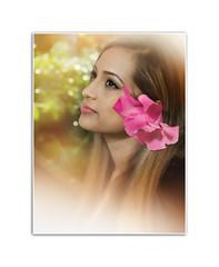 IMG_200m1 (TJ Boarman) Tags: red portrait flower colors girl lady angel canon women bokeh littlerock flash ambient arkansas canondslr strobist canon580 canon85f12 canon5dmk3