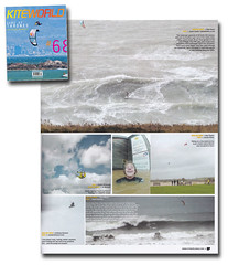 KiteWorld Magazine #68 pg 63 (s0ulsurfing) Tags: kite storm news june promotion print island photography published surf image kitesurfing vectis isleofwight pr swell isle wight 2014 s0ulsurfing court blatantselfpromotion tom jasonswain wwwjasonswaincouk