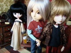 Vamos Lucca!  (Trucos y tratos) 7 (Lunalila1) Tags: adam london lady hotel outfit doll track darkness handmade gothic emma lucca yuki lolita wig chan groove pullip suite limited fh kuro vi urasawa arion natsume tratos taeyang junplaning