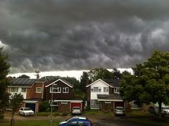Huge Storm Overhead - EXPLORE