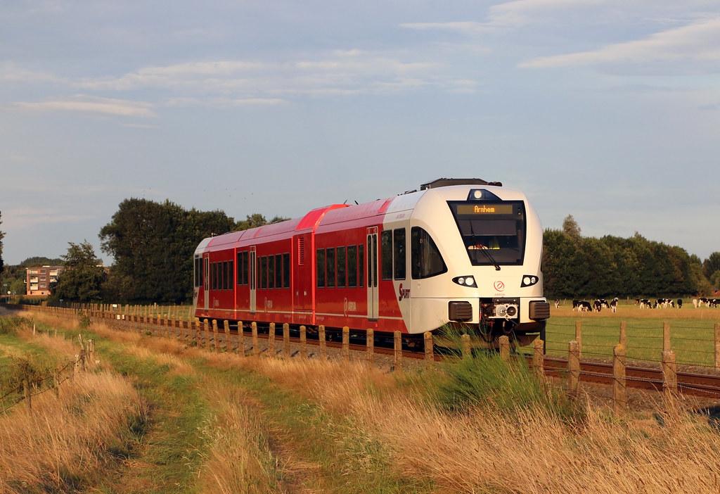 trein blijdorp