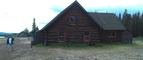 Fort Selkirk - Charlie Stone house