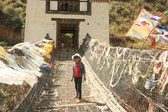 Tachogang Lhakhang, Bhutan