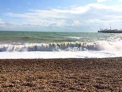 Brighton waves.