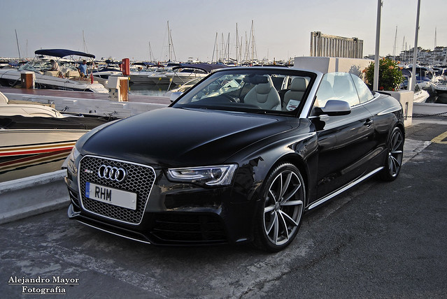 audi cabriolet rs5 worldcars