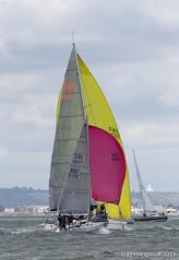 Cowes Week 2014 (leightonian) Tags: uk island boat sailing unitedkingdom yacht isleofwight solent gb isle cowes wight cowesweek iow bluesail