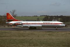 F-GHKN.-EDI070392copy (MarkP51) Tags: edinburgh aircraft aviation edi airliners caravelle egph airtoulouse fghkn