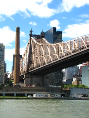 Queensboro Bridge (rachaellazenby) Tags: life new york city urban usa ny architecture modern america buildings us