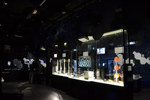 Les coulisses du monde digital, Exposition 2014
