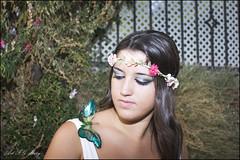 Mara (Art.Mary) Tags: portrait woman canon mujer model retrato femme modelo mariposa fantasa