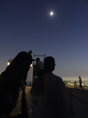 Star Party - Griffith Observatory, Los Angeles (ashabot) Tags: california city people night dark losangeles nightlights cities nightshots streetscenes lightanddark