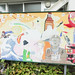 Art Collaboration of The British School in Tokyo and Showa Senior High School