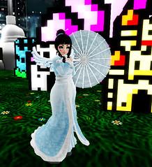 Went for a Walk (  ) Tags: angel geisha kawaii m3 kemono utilizator electrobitcity