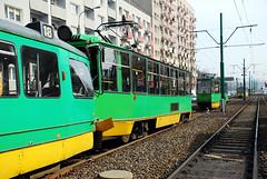 Baynes 3G #803 Konstal 105Na #230 MPK Poznań wypadek (3x105Na) Tags: tram poland polska 3g 230 803 strassenbahn mpk poznań tramwaj baynes wypadek hetmańska konstal 105na mpkpoznań beijnes najechanie exgvbamsterdam622