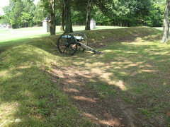 Field Guns At Fort Donelson (ilgunmkr - Thanks for 4,000,000+ Views) Tags: bronze confederate civilwar cannon artillery 1862 fortdonelson fieldguns