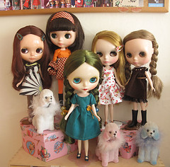 Dolly Shelf Sunday!