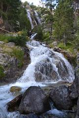 Saltos de agua (Kamikaze GT) Tags: espaa naturaleza nature water landscape waterfall spain agua huesca paisaje spagna pirineos cascada aragn saltos lespagne valledetena balneariodepanticosa altogllego baosdepanticosa