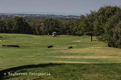 Hoyo 10 del Club de Golf de Leon, Campo de Gol de El Cueto. Prosacyr. San Miguel del Camino, Leon. Espaa. (RAYPORRES) Tags: espaa septiembre leon elmirador 2014 castillayleon elcueto hoyo10 golfdeleon leonclubdegolf