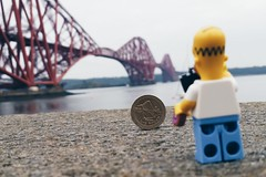 My entry for the #changechecker competition #britainincoins (icy247) Tags: camera bridge edinburgh lego rail landmark simpsons tourist forth donut doughnut homer pound forthbridge northqueensferry forthrailbridge gbp poundcoin coincollecting numismatist vsco vscocam coingeek vscoedinburgh vscoscotland coinfreak changechecker britainincoins coingreak