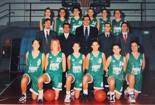 ISCOT Collegno Basket Femminile