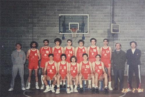 Collegno Basket 93-94