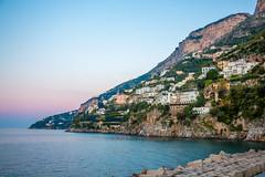 Amalfi Coast (jerrylimlee/ pls visit: 500px.com/kiakka64) Tags: italy sunrise coast italian italia amalfi italians