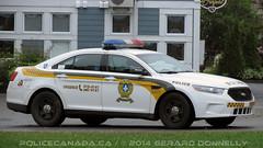 Sret du Qubec (QC) (policecanada.ca) Tags: ford sedan quebec police taurus sq mrc interceptor sret montmagny 3021