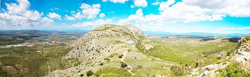 Panorama Montgri