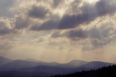 Postcards from Scotland (JB Knibbs) Tags: light rural landscape scotland highlands country sunbeams