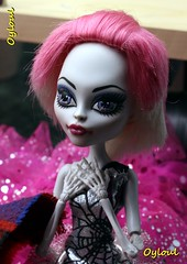 Showdown (OylOul) Tags: monster high doll action cam figure 16 create