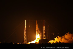 CRS4 Falcon9 Liftoff (Michael Seeley) Tags: mike michael seeley spacex crs4 falcon9 mikeseeley michaelseeley spacex4