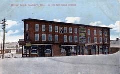 Moses' Block - Sudbury, Ontario (363FroodRd / 573PineSt) Tags: sudburyon