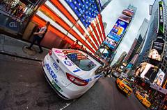 NYPD 4751 (Gregory Lebreton | Photography) Tags: new york city nyc urban usa ny building apple architecture modern brooklyn america us big nikon arch manhattan united sigma fisheye states uga tamron 8mm 1020 vc f28 usd 70300 2470 samyang d5100