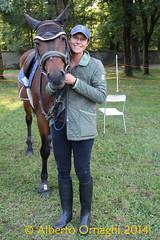 REFLA & FRANCESCA. (Alberto04) Tags: horses italy horse parco europa europe italia francesca cavalli cavallo monza parcodimonza canoneos700d refla