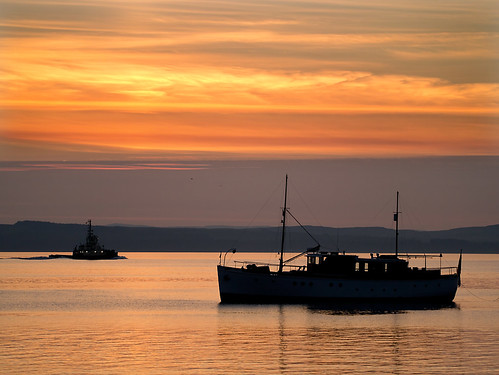 Motor Yacht Chico at Largs 21st September 2014
