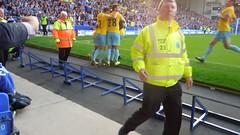 Everton v Palace (video) (Paul-M-Wright) Tags: park uk england liverpool football crystal 21 soccer sunday palace september v match fc premier league efc merseyside everton 2014 goodison cpfc