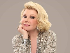 """Federation remembers Joan Rivers z""""l, funny woman, legend, and pioneer. Thanks for all the laughs. """"Life is very tough. If you dont laugh, its tough."""" - Joan Rivers (JewishInSanDiego) Tags: is very you joan rivers laugh if tough federation remembers its dont zlfunnywomanlegendandpioneerthanksforallthelaughslife"""