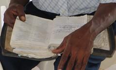 Bible - tattered