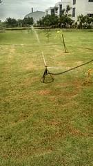 Water Sprinkler (Balaji Photography - 3,000,000 Views and Growing) Tags: park green grass garden madras lawn meadows motorola lawnmower chennai motox homegarden gardenmaintenance chennaiphotos nammachennai chennailife placesinchennai chennaireflections bechesinchennai